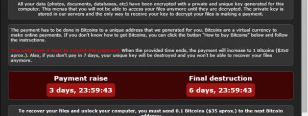 Ransom32 – Javascript Ransomware als SaaS